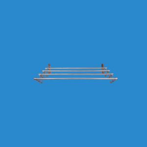 Giàn Phơi Đồ | Inox 201 | Gắn Tường | Dài 800mm | Minh Quốc