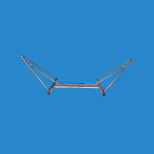 Khung Võng Xếp Vuông | Inox Đế 50 | Hãng Minh Quốc